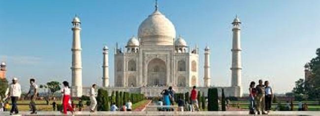 Enjoy the Same Day Taj Mahal Tour by Train